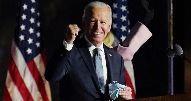 Joe Biden gana elecciones de Estados Unidos; supera meta de votos. Foto: Latinus