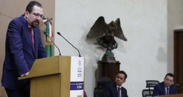 José Luis Vargas, nuevo presidente del Tepjf; dijo no a Martha Erika