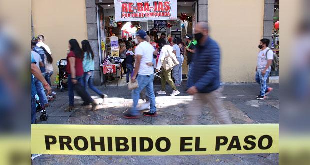 Medidas preventivas seguirán por El Buen Fin en CH, informa Rivera