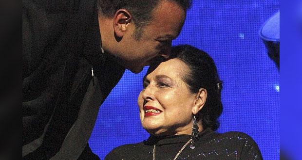 Muere la actriz y cantante del cine de oro mexicano, Flor Silvestre