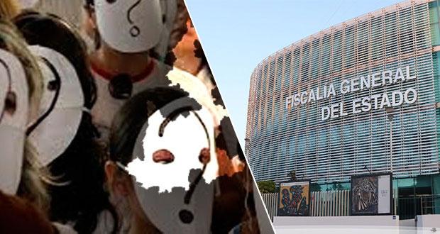 Por primera vez, FGE Puebla publica datos de desaparecidos; 1,162 en 10 meses
