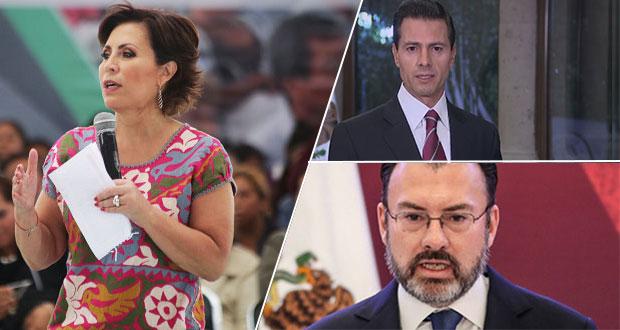 Robles va por colaborar con FGR; testificaría contra EPN y Videgaray
