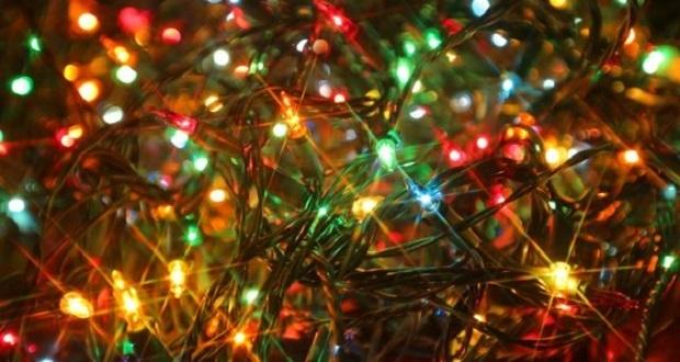 En navidad, puedes ahorrar energía en 90% usando iluminación led