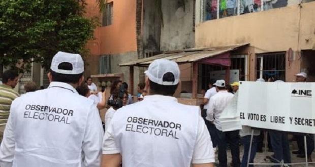 Invita INE a ser observador electoral en Puebla para 2021