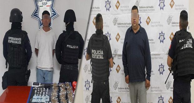 """SSP detiene a operadores de """"La Patrona"""" y """"La Mafia de Analco"""""""