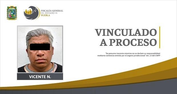 Dan prisión a acusado de violación y corrupción de menores