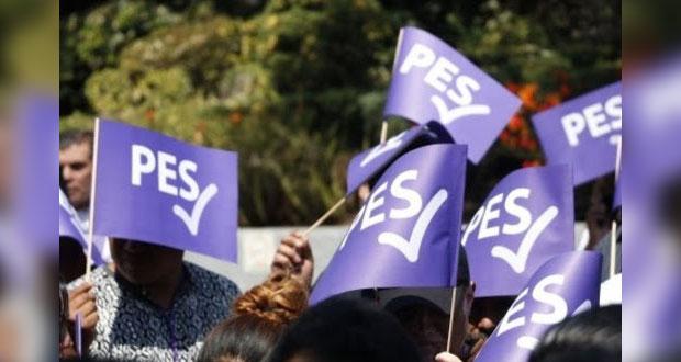 Expriistas, activistas y expanistas buscan diputación federal con PES