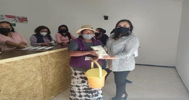 Amplían padrón de beneficiarios de Liconsa en Cañada Morelos