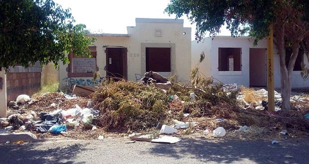 México, con 600 mil casas abandonadas, equivalen a ZM de Puebla: Infonavit