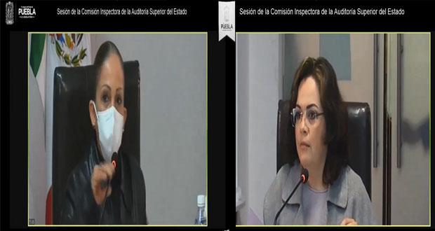 Sin Rivera, funcionarios municipales comparecen en comisión del Congreso