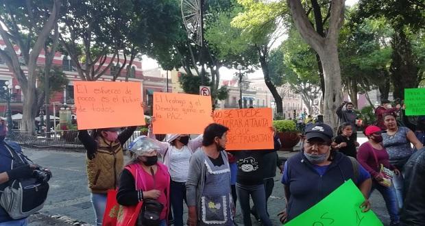 Por 5ta vez, marcha Fuerza 2000 para acusar persecución política