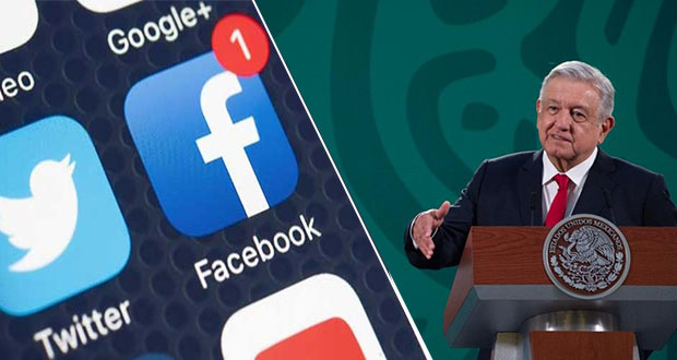 AMLO busca que países de G20 se pronuncien contra censura en redes sociales