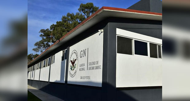 AMLO inaugura instalaciones de GN en SLP; busca coordinación