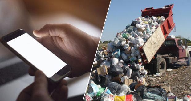 Alumnos del Tec de Monterrey crean app para tratar residuos sólidos