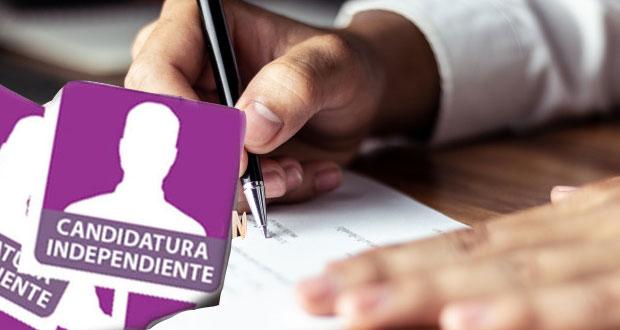IEE amplía plazo para que aspirantes independientes recaben firmas