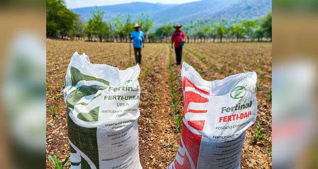 Darán fertilizantes a 17,228 agricultores en Puebla; ve si estás en la lista