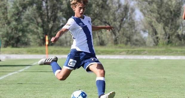Emiliano García, el futbolista poblano que va al Villarreal