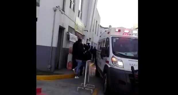 Joven de 17 años da a luz en baños de gasolinera en la México-Puebla