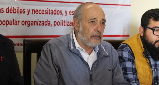 Llama Antorcha en Puebla a razonar voto del 6 de junio
