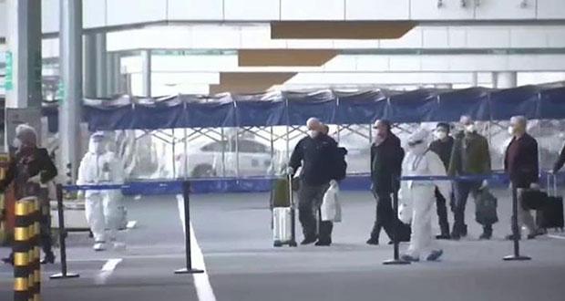 OMS llega a Wuhan en China para indagar el origen del Covid-19 | Ángulo 7