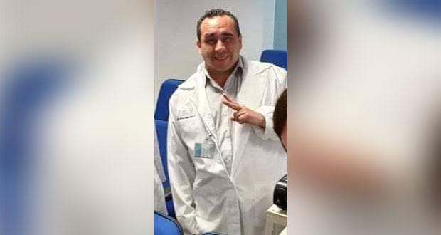 Por Covid-19, fallecen director de Hospital de Tepeaca y su esposa