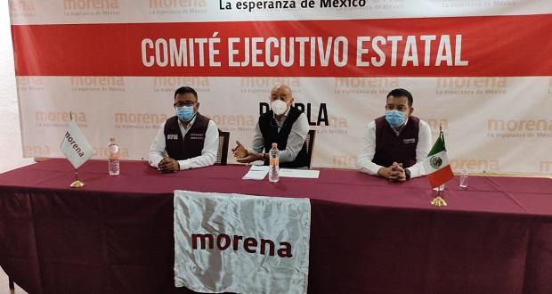 """Quiere """"El Chelis"""" aparecer en la boleta electoral con Morena"""