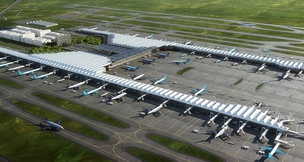 Sedatu invierte 900 mdp en zona aledaña al Aeropuerto Felipe Ángeles