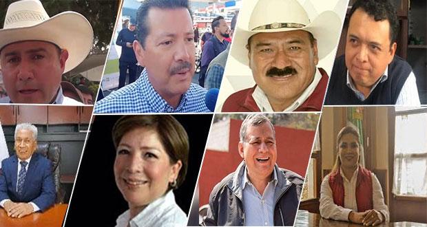 Van 96 autoridades municipales contagiadas de Covid-19 en Puebla, 28 son ediles