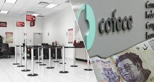"""Por colusión, Cofece multa a 7 bancos y 11 """"traders"""" con 35 mdp"""