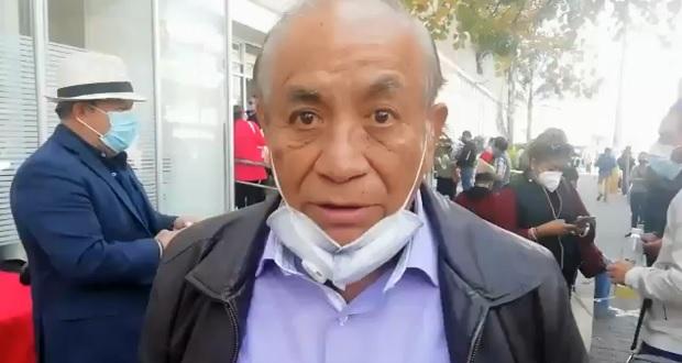 Suntuap denunciará a JLCA de dar documentos falsos a juez y negar toma de nota