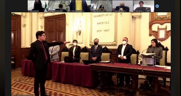 Asume Romero Suárez secretaría del ayuntamiento en sustitución de Aceves
