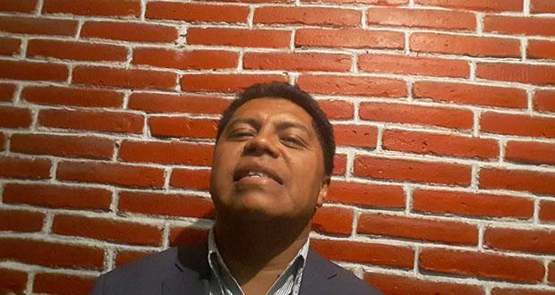 Busca Omar Jiménez ser candidato a diputado local por Morena