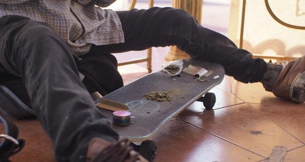 Con plantón en Paseo Bravo, exigen legalización de la marihuana