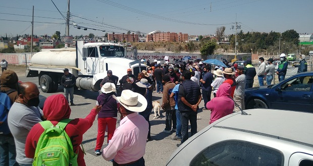 "En Santa Catarina, protestan contra proyecto inmobiliario; ""invade calles"""