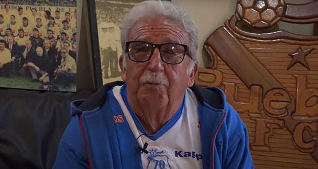 """Fallece """"Pepe Grillo"""", el más grande animador del Club Puebla"""