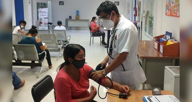 Hospital de Tecomatlán no ha dejado de brindar atención en pandemia