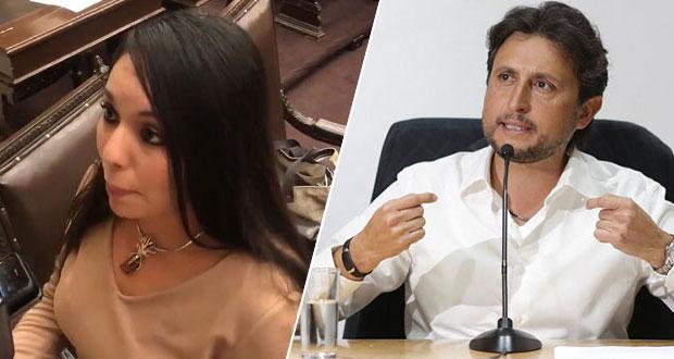 Tonantzin Fernández y JJ van por candidatura a alcaldía de San Pedro
