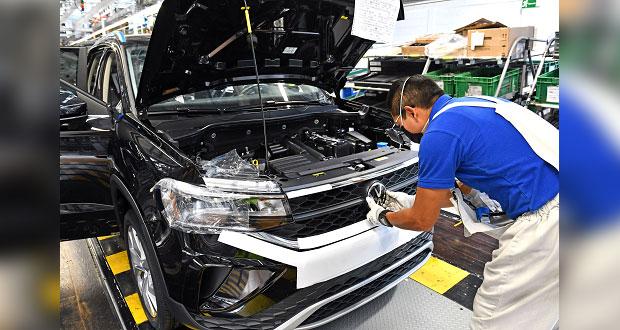 VW de México da inicio a producción de Taos para exportar