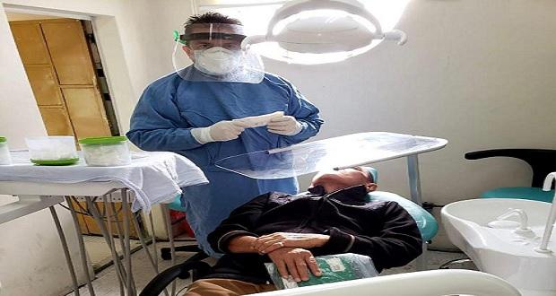 IMSS Puebla da servicio de estomatología durante pandemia