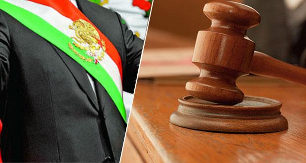 Presidentes podrán ser juzgados por corrupción y cualquier delito: decreto