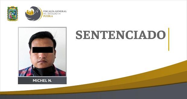 Dan 6 años de cárcel a sujeto por la violación de su prima en Cuautlancingo