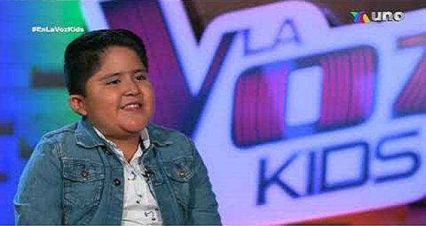 Poblano de 9 años entra a La Voz Kids; María José será su coach
