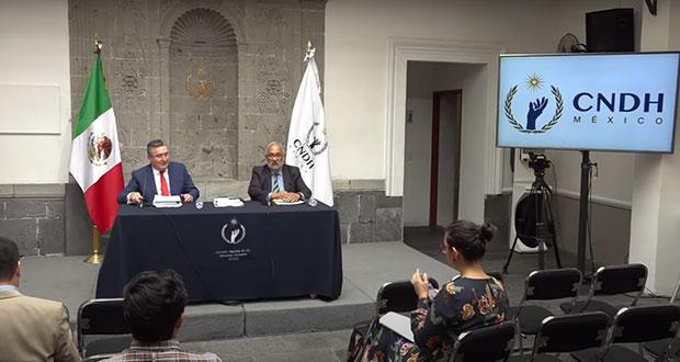 Con 4 atlas, visibilizan carencias de derechos a resolver en México