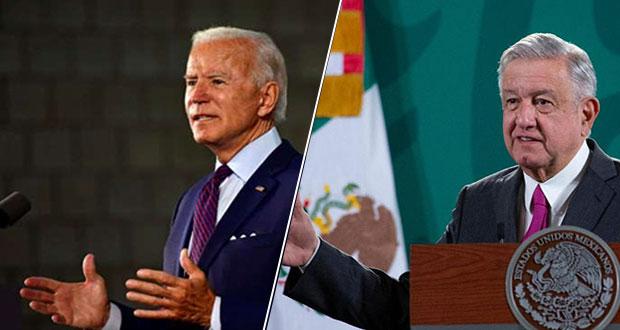 Con Biden, AMLO busca plan brasero y microplan Marshall: Jalife