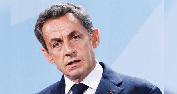 Declaran culpable de corrupción al expresidente francés Nicolas Sarkozy