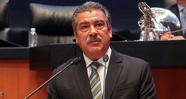 INE baja a candidato de Morena a gobernar Michoacán por fiscalización