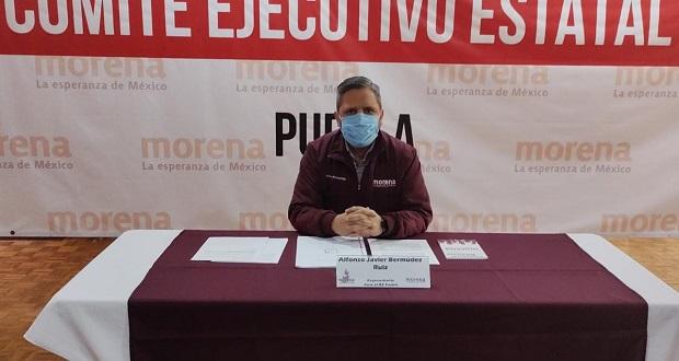 Morena pide a precandidatos evitar contagios Covid por proselitismo
