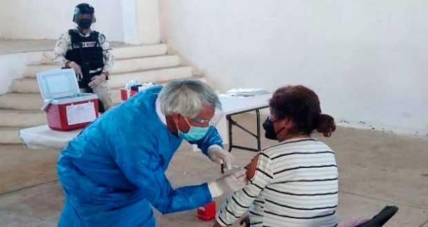 Muere tras recibir vacuna Covid y observación en CDMX