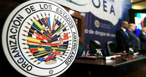 """OEA acusa """"abuso judicial"""" en Bolivia; México le pide no intervenir"""