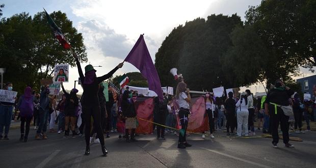 Pandemia no frena a mujeres a marchar este 8M y exigen alto a la violencia